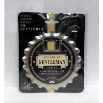 Gentlemen's League Opener / Magnet / Coaster