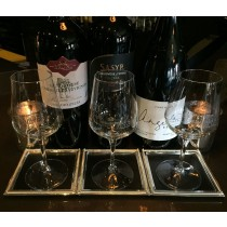 Individual Wine Flight & Food pairing