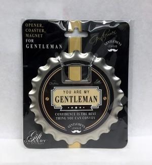 Gentlemen's League Opener / Magnet / Coaster