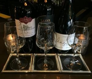 Individual Wine Flight & Food pairing